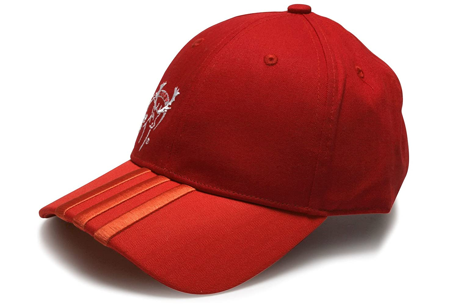 b74a2192ea6 adidas Munster 2015 16 3 Stripe Rugby Cap - Size One Size  Amazon.co.uk   Sports   Outdoors
