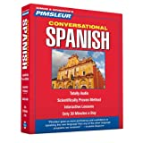 Pimsleur Spanish Conversational Course - Level 1 Lessons 1-16 CD: Learn to Speak and Understand Latin American Spanish with Pimsleur Language Programs (English and Spanish Edition)