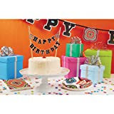 French Bull Mod Birthday- 3-Ply Luncheon