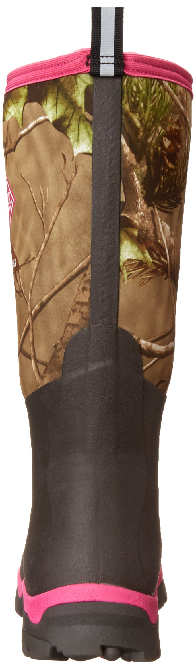 Muck Boot Womens Woody Pk Hunting Shoes, Bark/Realtree/Hot Pink, 8 US/8-8.5 M US by Muck Boot (Image #2)