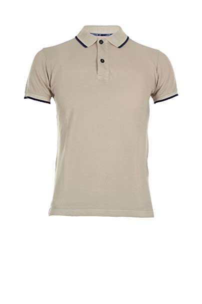 North Sails 69 1838 79 460 Polo para Hombre Beige Beige: Amazon.es ...