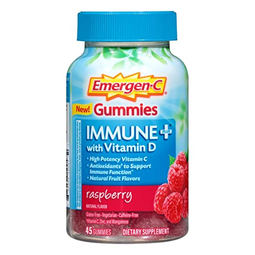 Vitaminas para fortalecer el sistema inmunologico en ninos