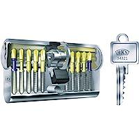 BKS Profielcilinder 88120014 N, met GF, BL 31/31 mm, met 3 sleutels, 31/31