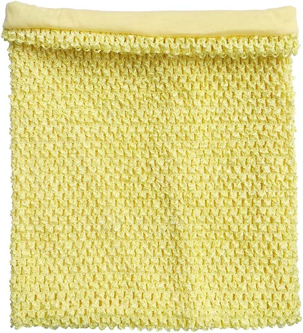 Lined Crochet Tutu Top for Baby Tutu Dress Crochet Top lined crochet tutu top