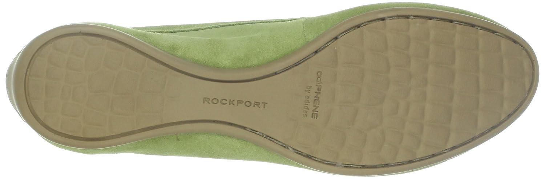 Rockport Women's Demisa Plain Flat B0090WYXBQ 5 W US|Sweet Pea