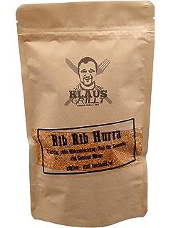 Klaus Rib Rib Hurra Rub.... Bolsa de 250 g)