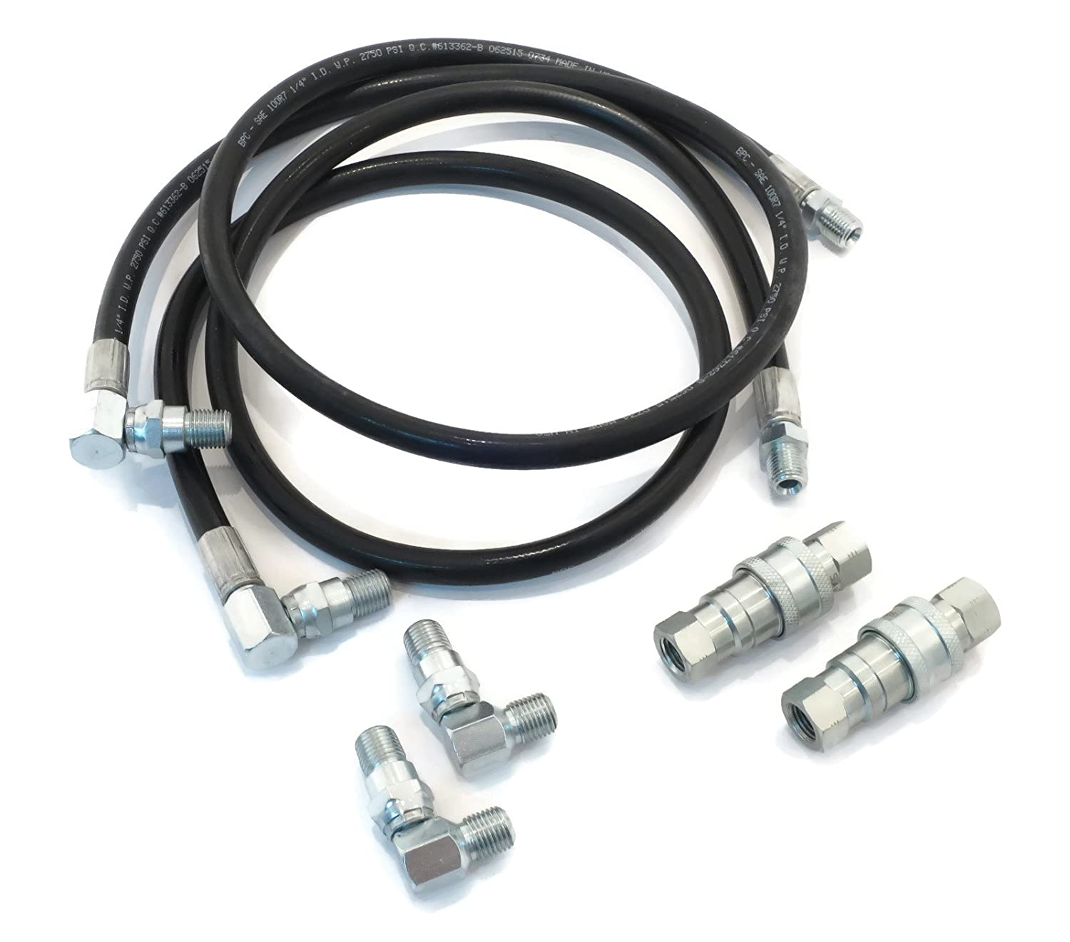 71t06UvIbIL._SL1500_ amazon com power angle hose & fittings replacement kit for e47  at creativeand.co
