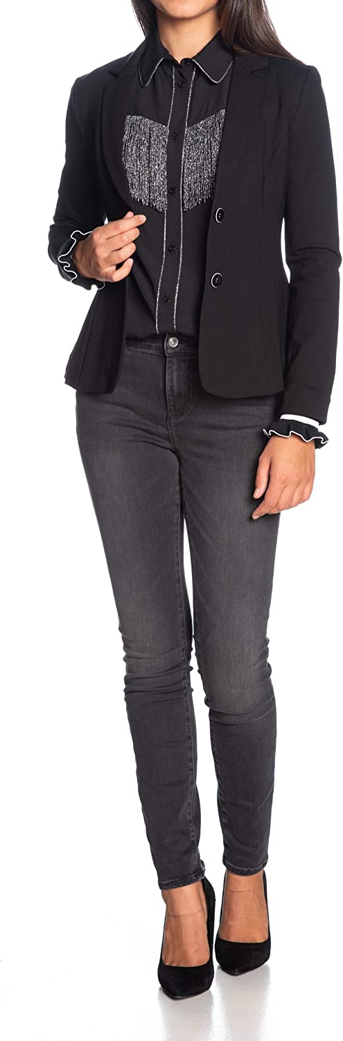 Guess Giacca Donna Nera