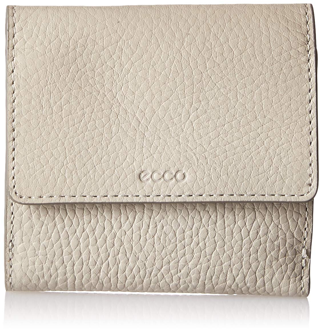 ECCO Sp 3 French Wallet,  Gravel, One Size
