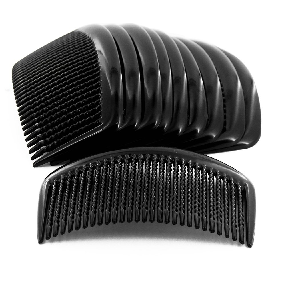 Surprising Yeshan 3 2 Plastic Hair Side Comb With Teeth Comb Hairpin Andrewgaddart Wooden Chair Designs For Living Room Andrewgaddartcom