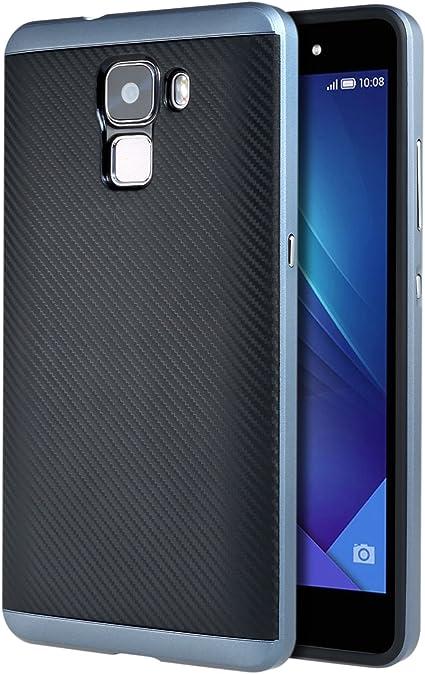 ivencase Huawei Honor 7 Funda Prima Híbrido Anti-rasguños Marco ...