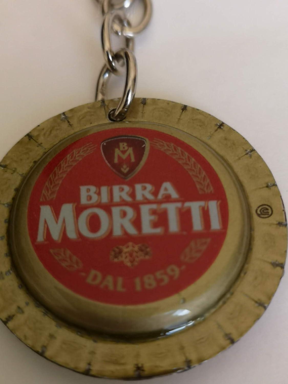 Llavero Birra Moretti: Amazon.es: Handmade