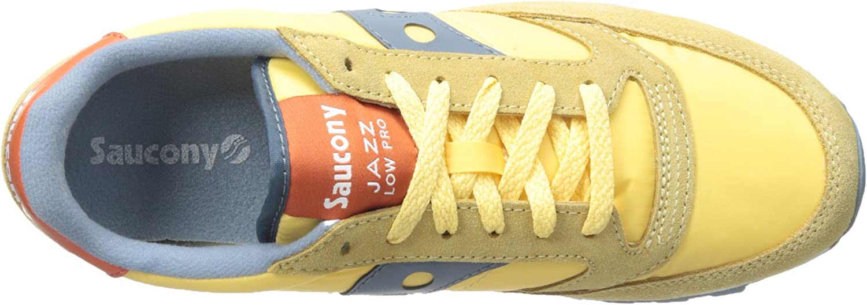 Saucony Originals Mens Jazz Low Pro Classic Retro Sneaker