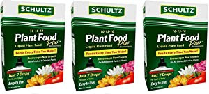 Plant Food All Purp 8oz 3-Pack