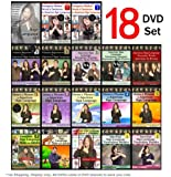 18-Piece Complete American Sign Language DVD Set