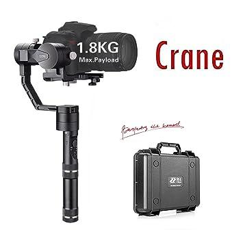 Review Zhiyun Crane V2 3-Axis