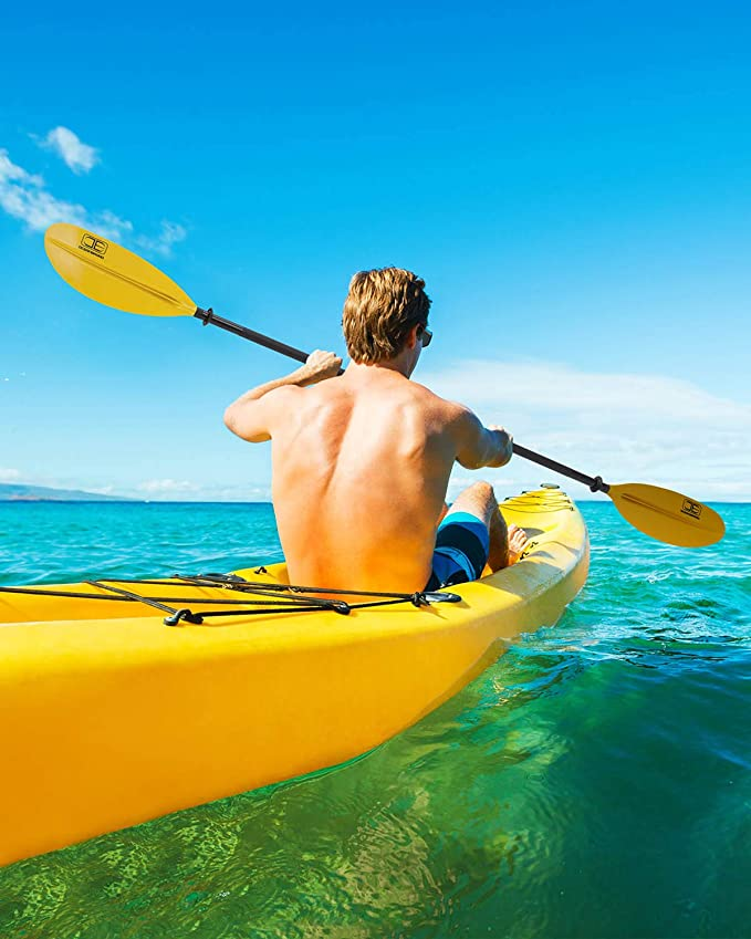 Details about  / Kayak Paddle 230CM//90.5 Inches Premium Carbon Shaft Kayaking Boating Oar black