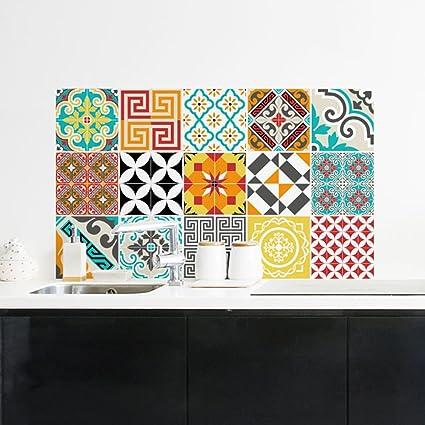 15 adesivi adesivi piastrelle | Adesivo Piastrelle - Mosaico ...