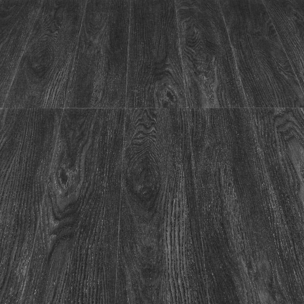vidaXL Lamas Tarima de Suelo PVC de Click 3,51 m/² 4mm Marr/ón Natural Loseta Vinilo
