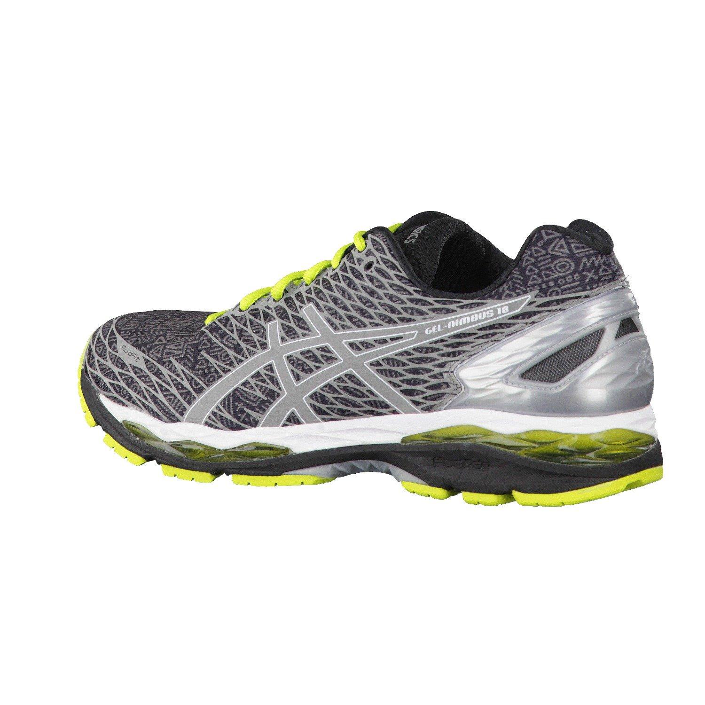 Gel-nimbus Asics 18 Zapatos (aw16 Negro) rw7BWh