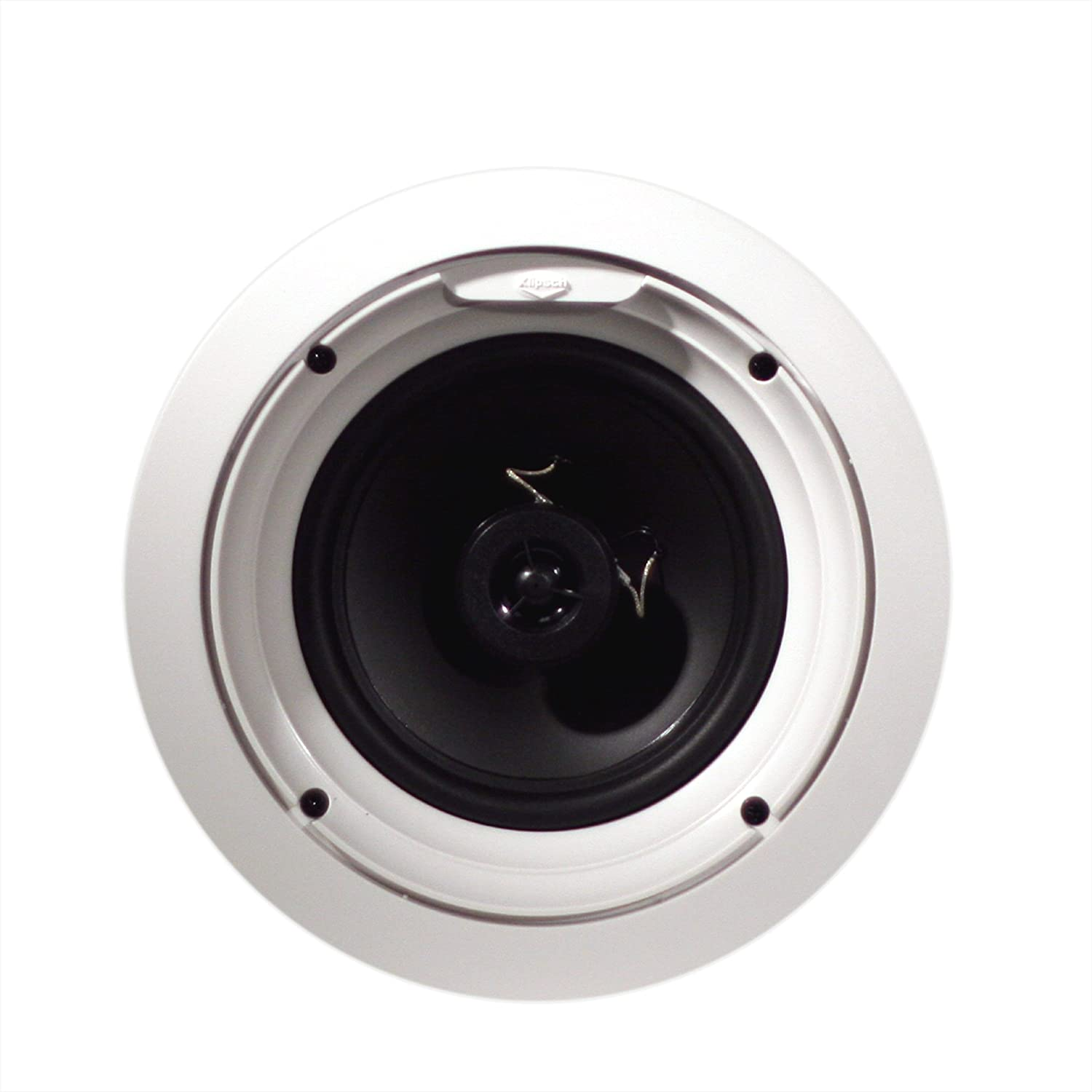 Klipsch R-1650-C In-Ceiling Speaker - White (Each)