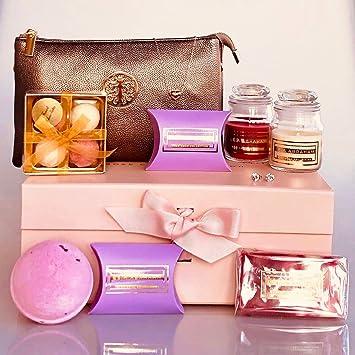 Gift For Her Best Hamper Present Birthday Anniversary Luxury Set With Chocs Bath