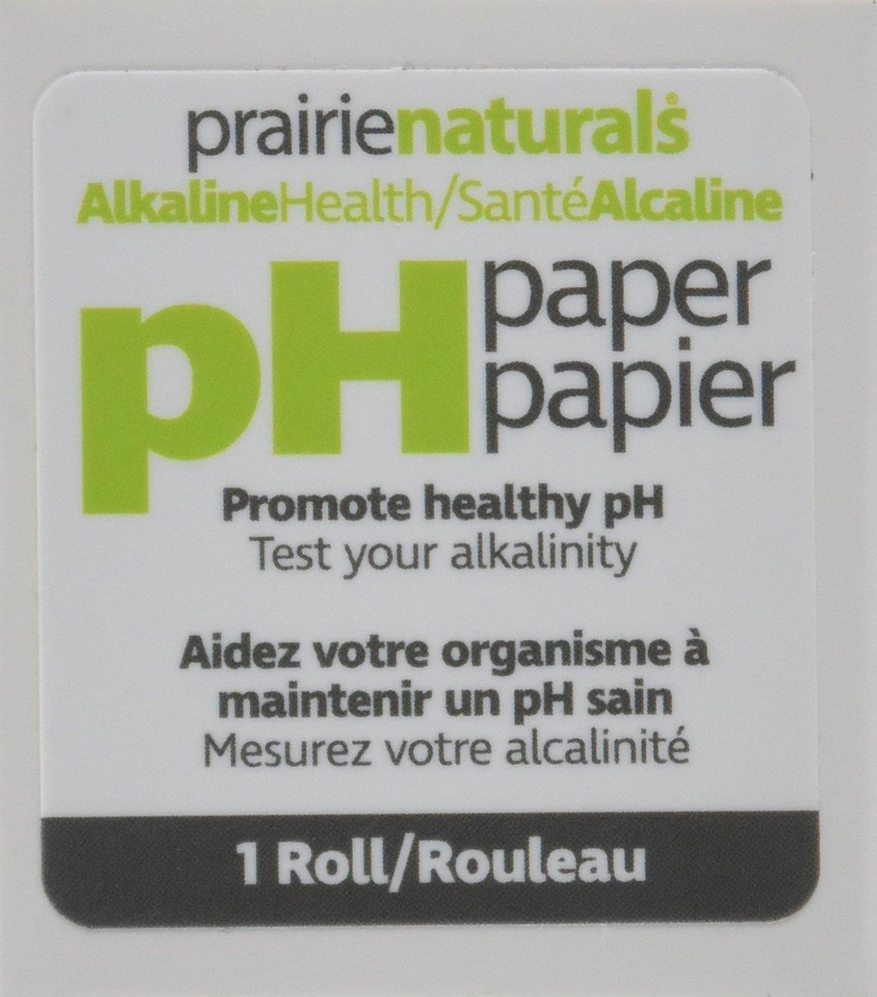 Prairie Naturals Ph paper roll 1 Count 01250