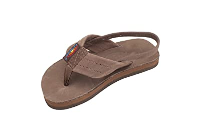 ec9257db2db1 Rainbow Sandals Kid s Single Layer Premier Leather Expresso