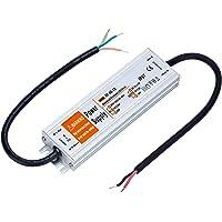 Yafido Led Transformator 12V 50W 4,16A IP67 Driver Bulb Transformator Voor G4 MR11 MR16 GU5.3 LED-lamp en lichtstrips…