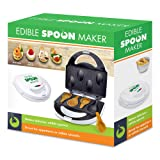Smart Planet ESM-1 Specialty Electrics Edible Spoon Maker 8-49306-00818-7 White