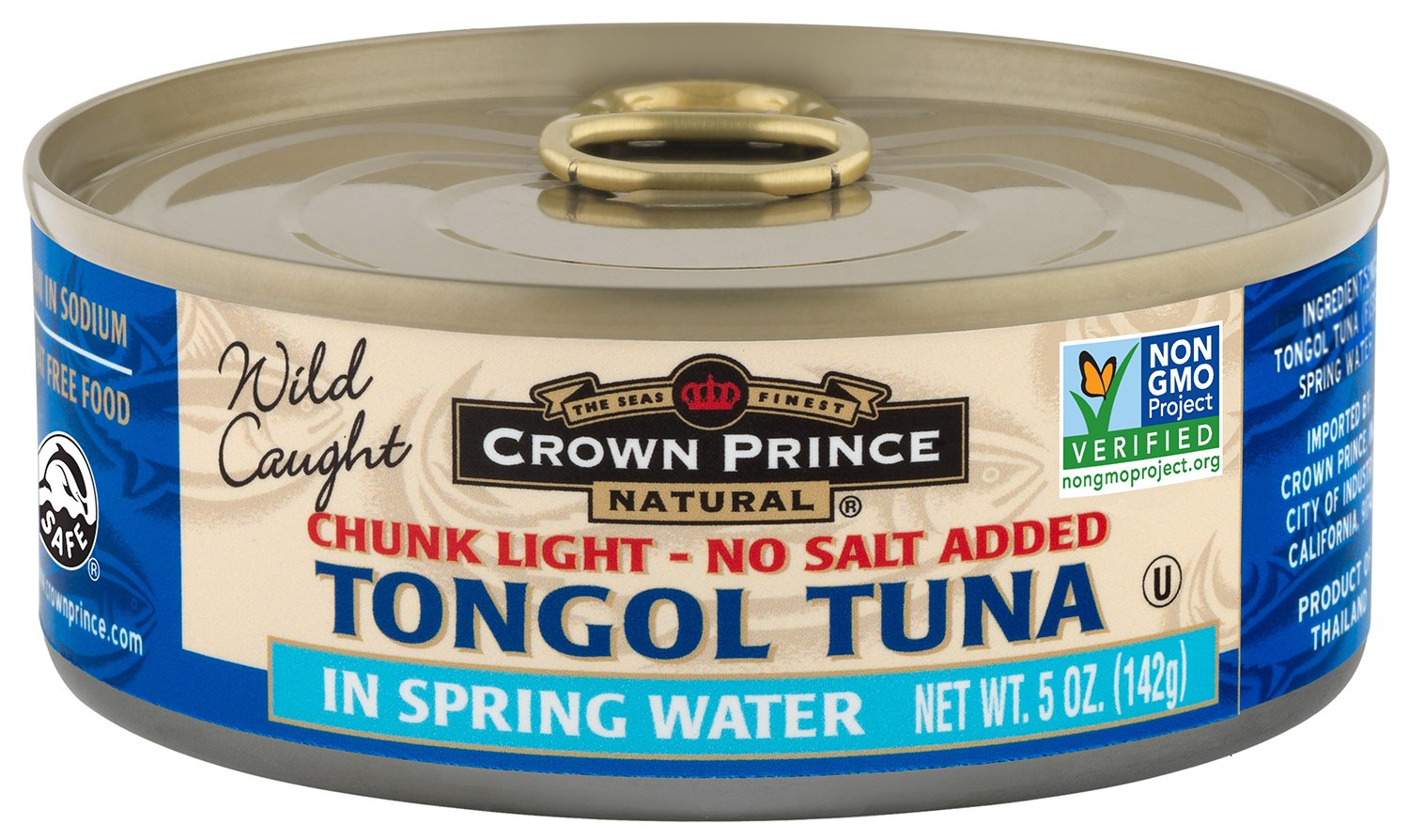 Crown Prince Chunk Light Tongol Tuna Review