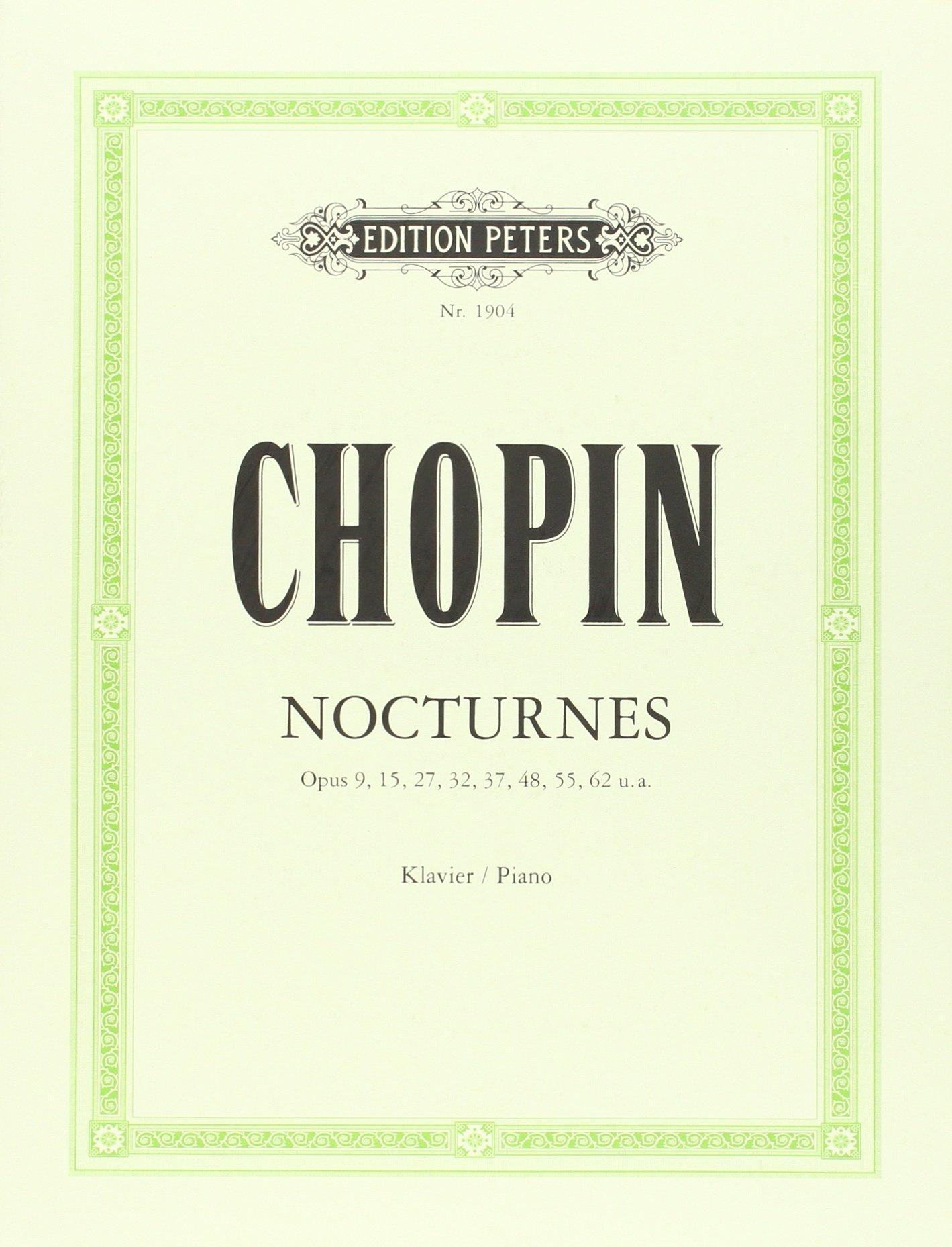 Nocturnes: für Klavier