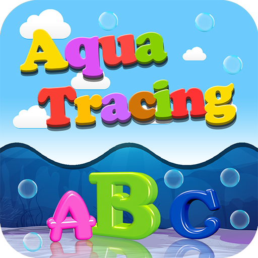 Aqua ABC Tracing Free - Number Order Track An