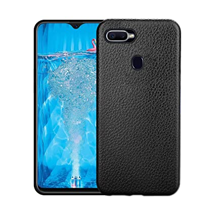 new style b0cbd 5e554 Case Creation Leather Cover for Oppo F9 Pro Case: Amazon.in: Electronics
