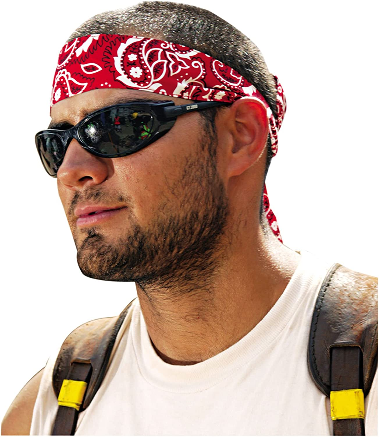 Ergodyne Chill Its 6700 Evaporative Cooling Bandana Tie