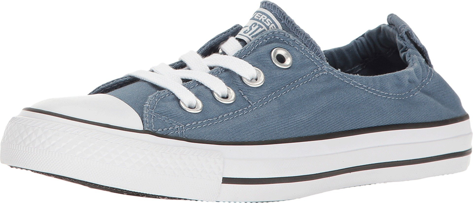 2c7ffeca4bea6 Converse Chuck Taylor All Star Shoreline Blue Coast White Lace-Up Sneaker -  10 B(M) US
