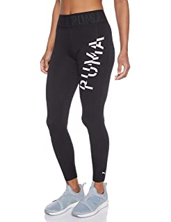 Puma Ess+ Graphic Leggings, Leggins Donna: Amazon.it
