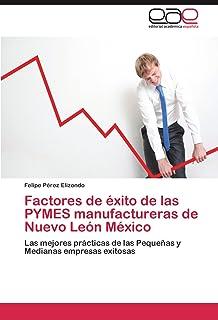 Factores de éxito de las PYMES manufactureras de Nuevo León México: Las mejores prácticas de