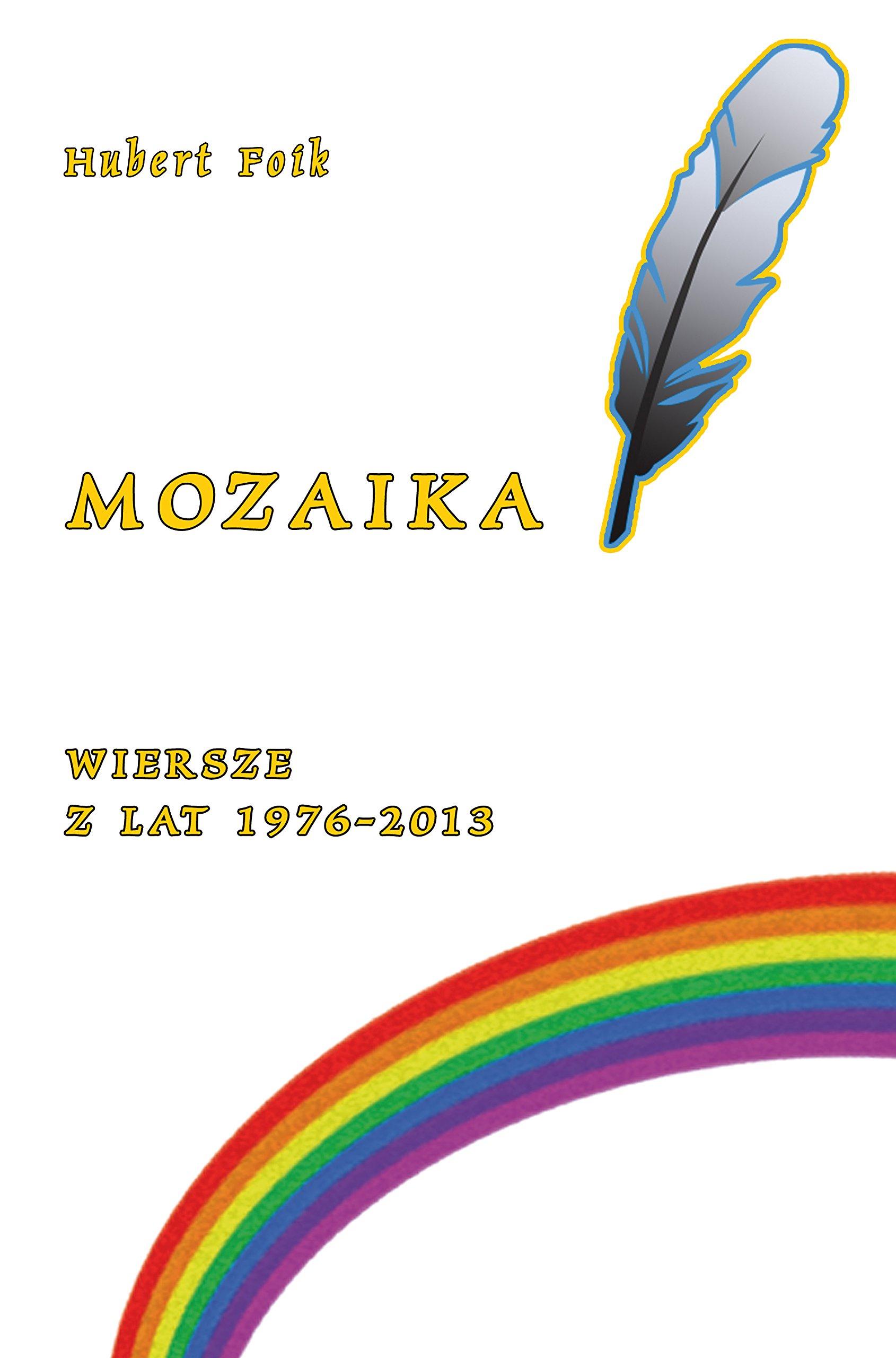 Mozaika Polish Edition Foik Hubert 9788378563327 Amazon