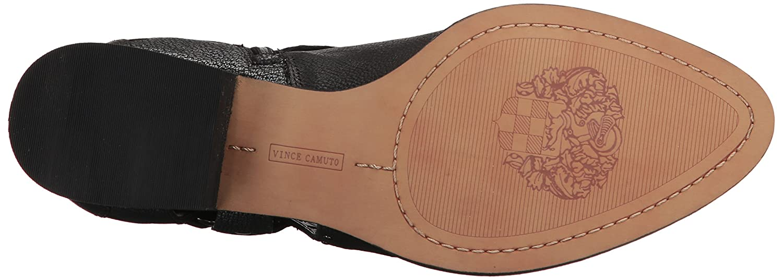 Vince Camuto Women's Calley Ankle Boot B01MR5J8SB 8.5 B(M) US|Black