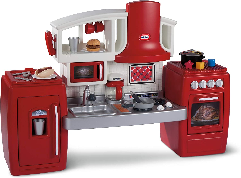 Amazon Com Little Tikes Cook N Grow Kitchen Toys Games