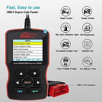 OBDScar OS601 OBD2 Scanner