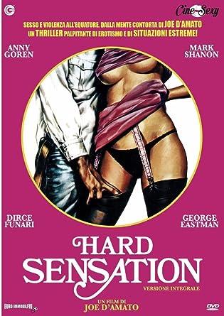 hard sensation DVD Italian Import