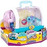 Little Live Pets - Kk280372 - Valise De Transport Avec Roue + Souris Little Live Pets - Pétillant