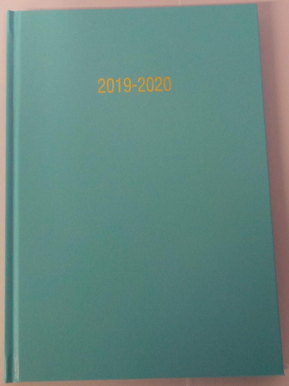2019-2020 - Agenda escolar de año académico (tamaño A5, día ...