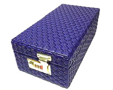 Buy Girija Blue Jewelry Storage Box locker box 12x 6x 4 Online at