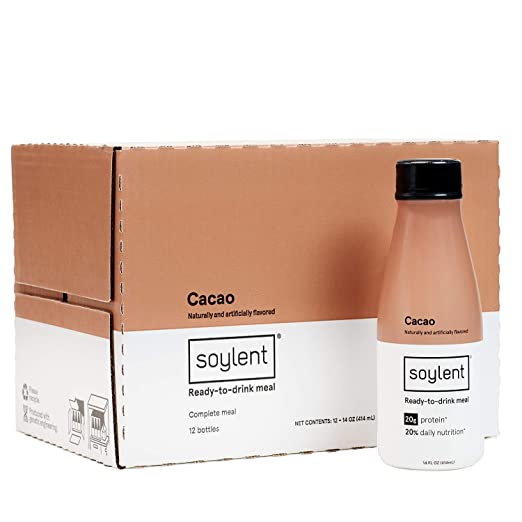 Soylent Meal Replacement Shake