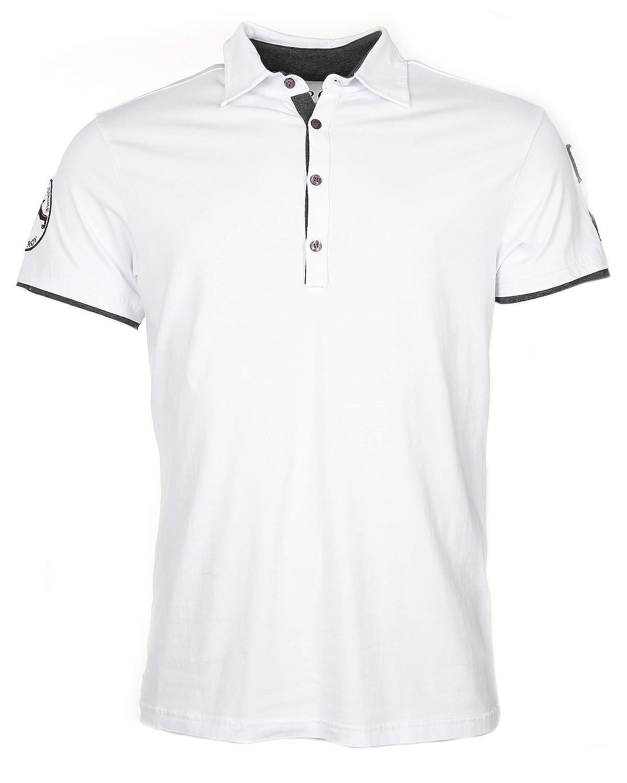 Top Gun Heaven Weiß Poloshirt B07PNR5HJZ Poloshirts Für Ihre Ihre Ihre Wahl cb12fd