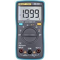BSIDE ZT98 Digital Multimeter Auto Range TRMS DMM AC/DC Ammeter Voltage Resistance Diode Meter Tester with Backlight