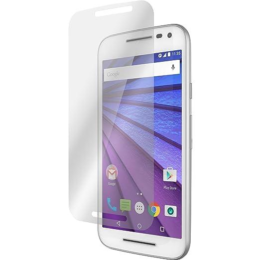 8 opinioni per 2 x Motorola Moto G 2015 3. Generation Pellicola Protettiva chiaro- PhoneNatic